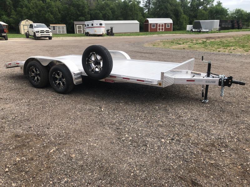 2021 Zimmerman 83x16 Car / Racing Trailer