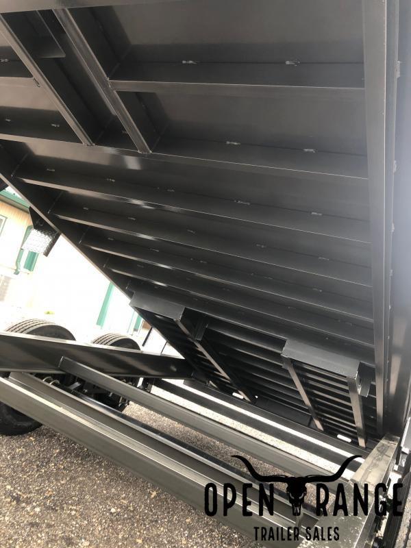 2021 MAXXD DTX Dump Trailer
