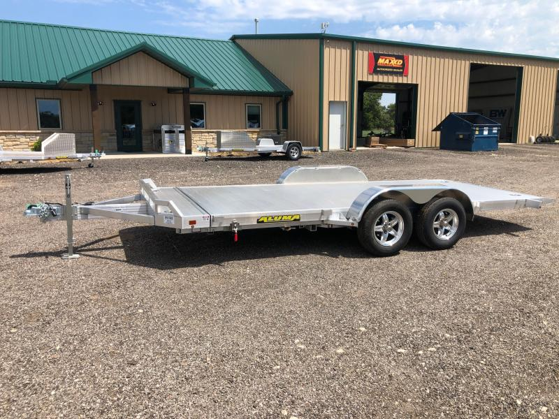 2021 Aluma 8216 Car / Racing Trailer