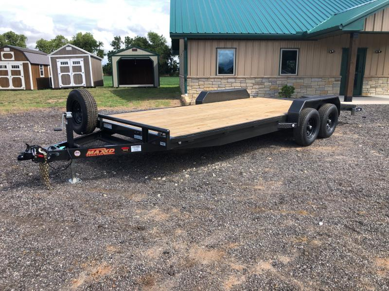 2020 MAXXD C5X Equipment Trailer