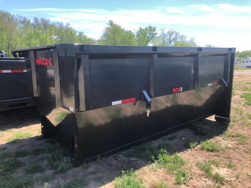 2021 MAXXD Roll Off Bin