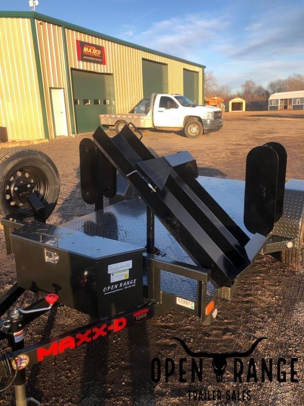 2020 MAXXD W6X Welding Trailer