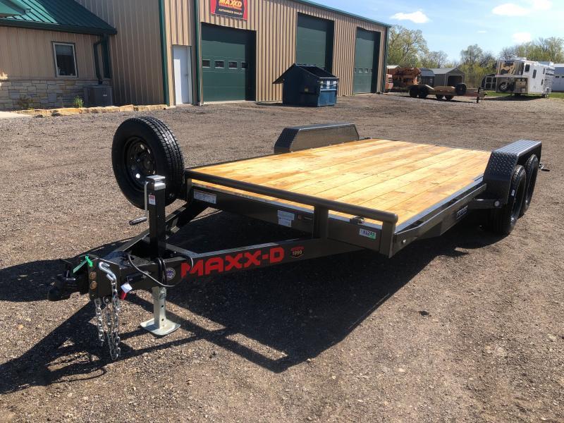 2021 MAXXD C4X Equipment Trailer