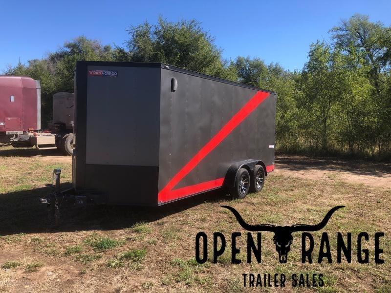 2018 Lark Enclosed Enclosed Cargo Trailer