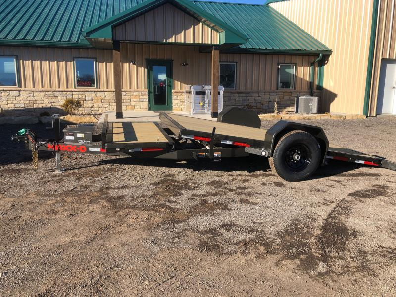 2021 MAXXD G4X Equipment Trailer