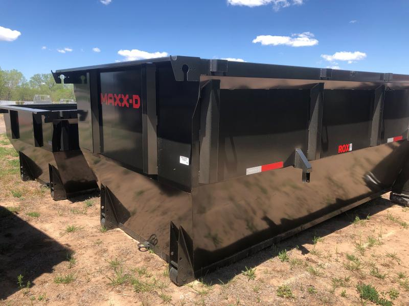2021 MAXXD Roll Off Bins