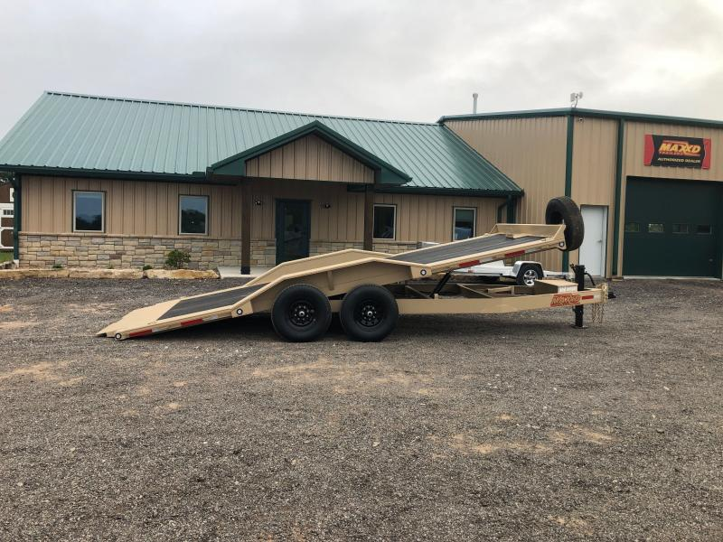 2020 MAXXD T6X Equipment Trailer