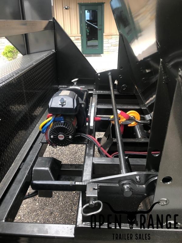 2022 MAXXD ROX Roll Off Trailer