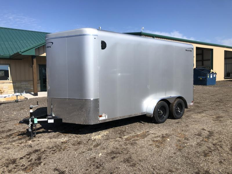 2020 Sharp 7X14 Enclosed Cargo Trailer
