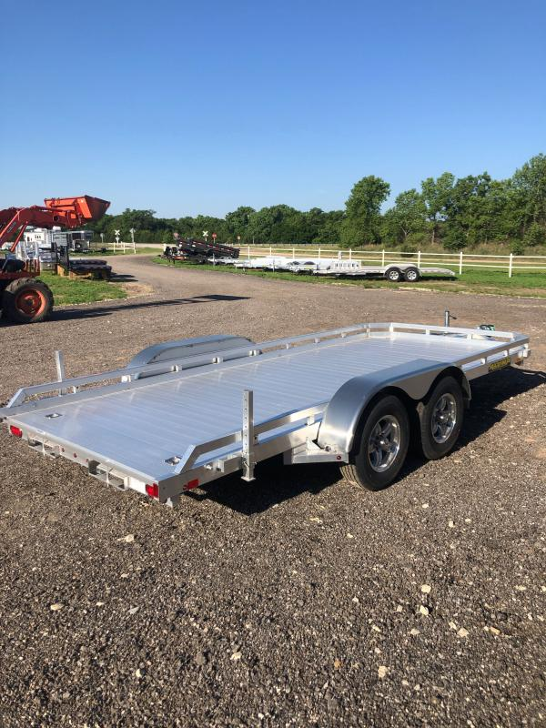 2021 Aluma 7816R Car / Racing Trailer