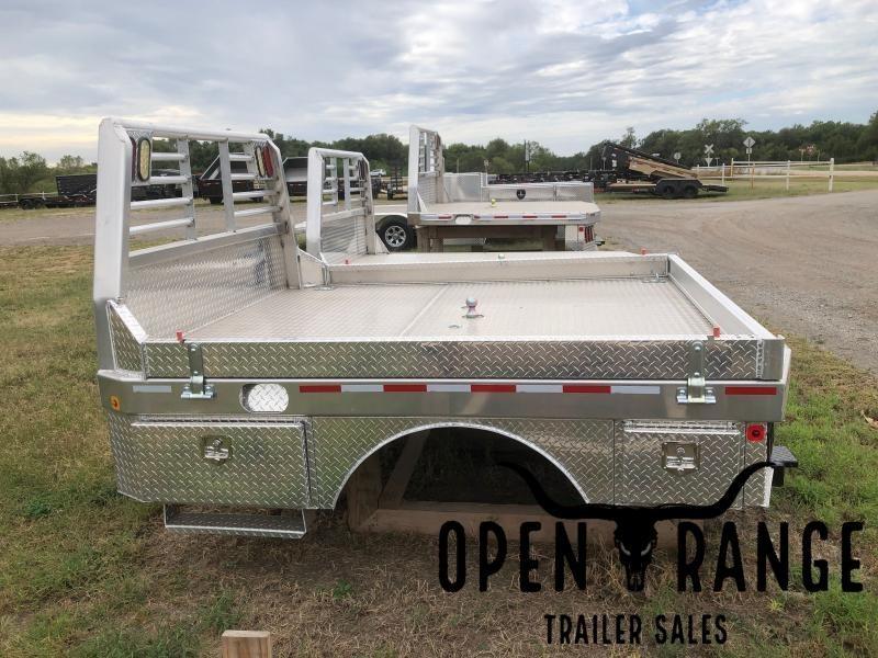 2021 Zimmerman Platinum Truck Bed