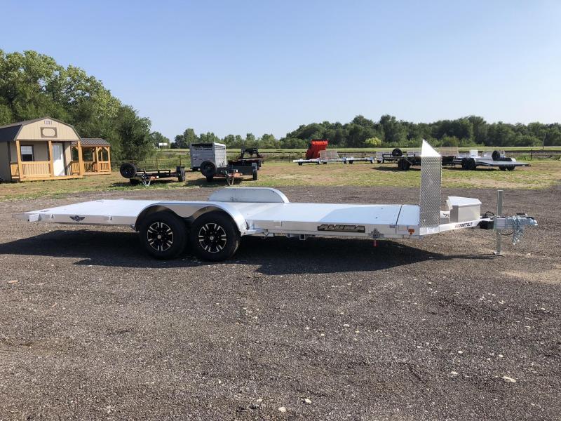 2020 Aluma 8220 Anniversary Tilt Car / Racing Trailer