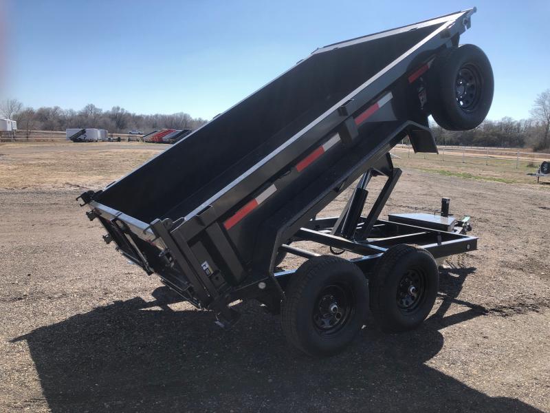 2021 MAXXD D7X Dump Trailer