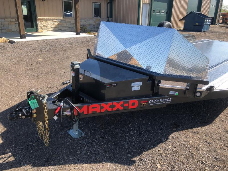 2021 MAXXD N6X Car / Racing Trailer