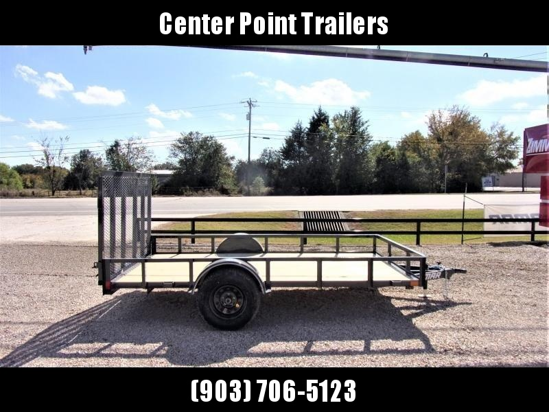 2021 Lamar Trailers 77x12 Single Axle Utility GVWR 2990 Utility Trailer