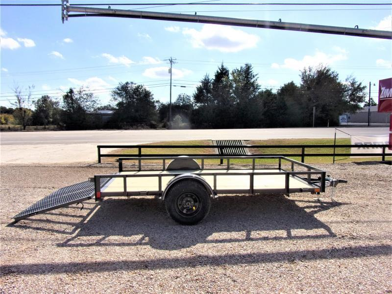 2020 Lamar Trailers 77x12 Single Axle Utility GVWR 2990 Utility Trailer