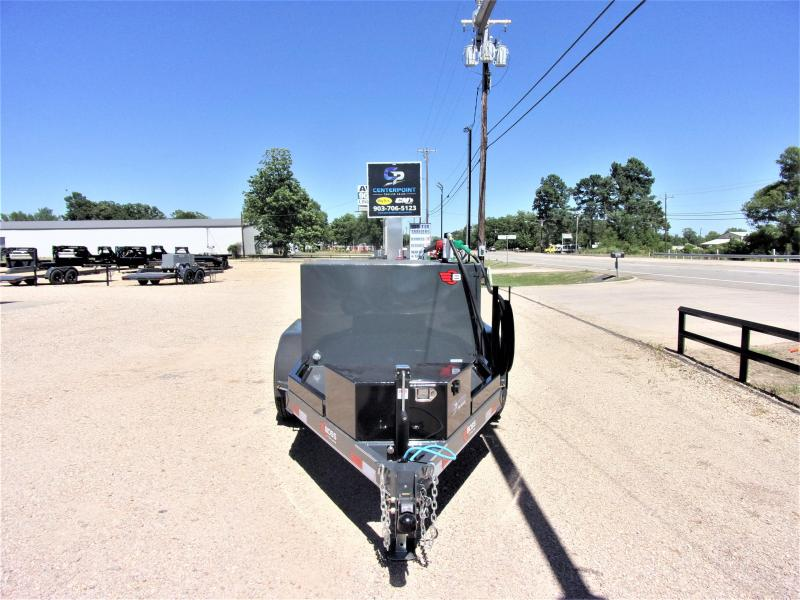 2020 Farm Boss FB590 Tank Trailer 590 Gal GVWR 10K