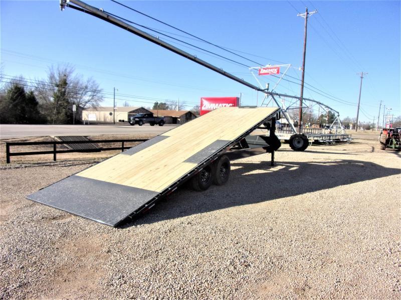 """2021 Lamar Deck Over Tilt Deck 102""""x26' GVWR 14000"""