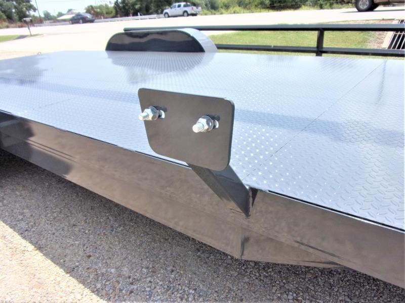 2021 Lamar Trailers 83''x20 Bumper Pull Car Hauler GVWR 7K