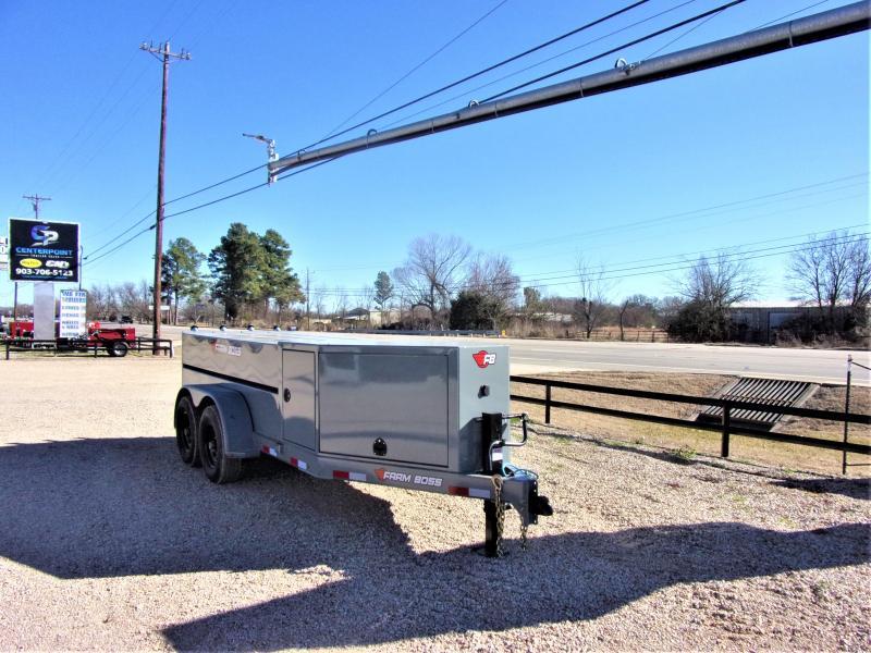 2020 Farm Boss Multi Tank Trailer GVWR 14K