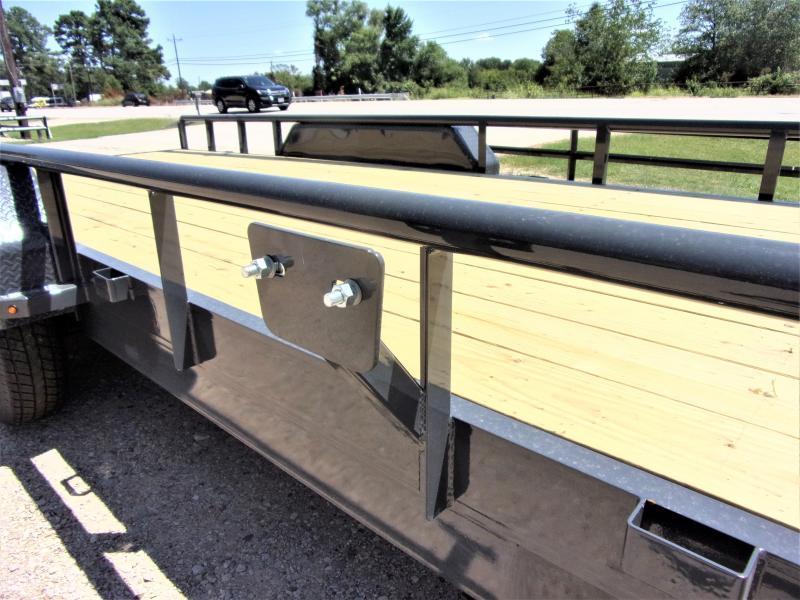 2021 Lamar Trailers 83 X 22 XD Utility Trailer GVWR 14K