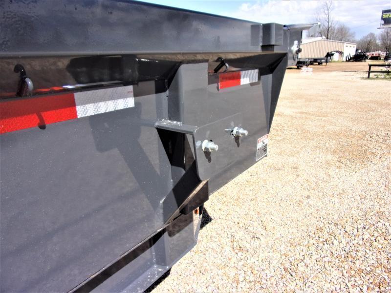 2021 Lamar Trailers 83 x 16' Low Pro Dump Trailer GVWR 14K