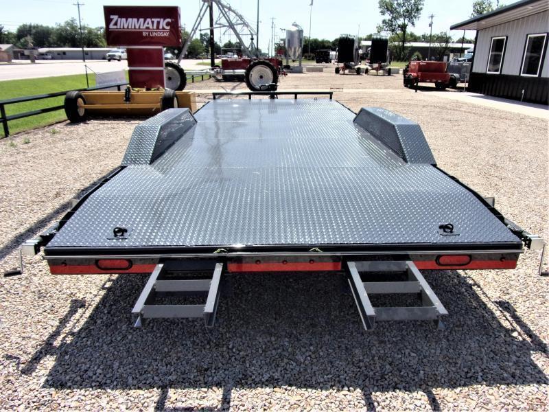 """2021 LAMAR 102"""" X 22' EQUIPMENT HAULER GVWR 14K"""