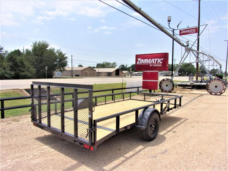 2021 Lamar Trailers 83x14 Single Axle Utility GVWR 2990 Utility Trailer