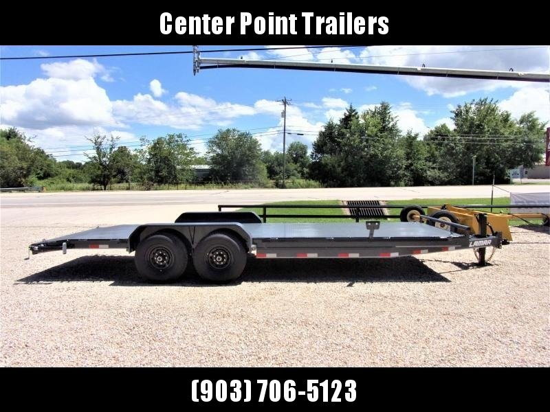 "2021 LAMAR 83"" X 22' EQUIPMENT HAULER GVWR 14K"