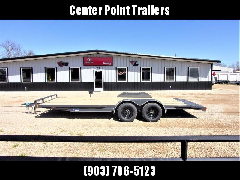 2020 Lamar Trailers 83''x20 Bumper Pull Econo Car Hauler GVWR 7K