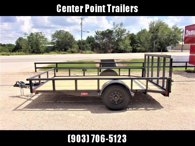 2021 Lamar Trailers 83x12 Single Axle Utility GVWR 2990