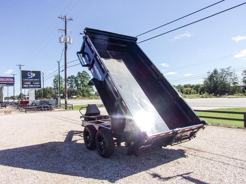 "2022 Load Trail 83"" x 14' Dump Trailer"
