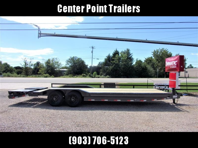 "2021 Lamar 102"" X 26' HD Equipment Hauler GVWR 14K"