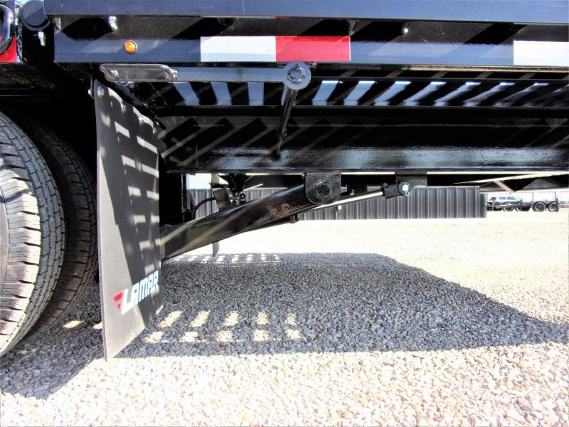 "2020 Lamar Trailers 102"" x 36' XD Gooseneck Deck Over Hydraulic Tail GVWR 20K"