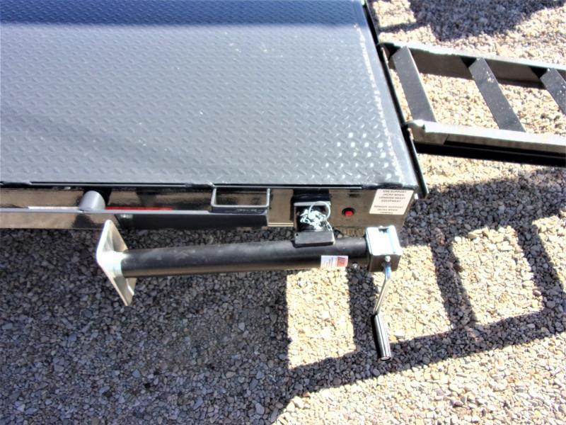 """2021 Lamar 102"""" X 26' HD Equipment Hauler GVWR 14K"""