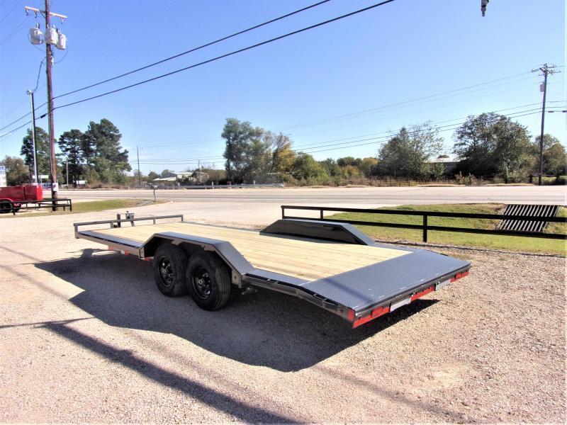 "2021 Lamar Trailers 102"" X 22' Classic Car Hauler 10K"