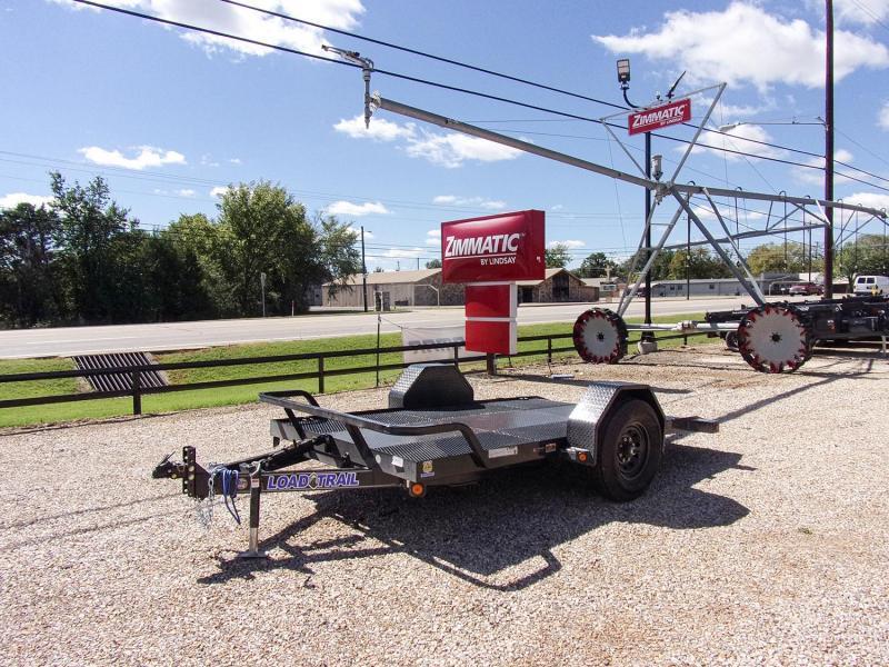 "2022 Load Trail 77"" x 12"" Scissor Hauler Equipment Trailer"