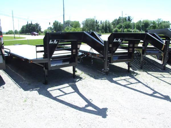 2021 Sure Pull Dovetail Trailers