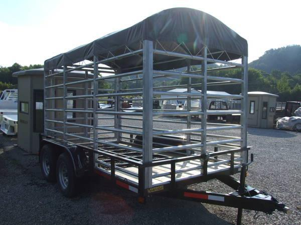 Hand Built Cattle Racks