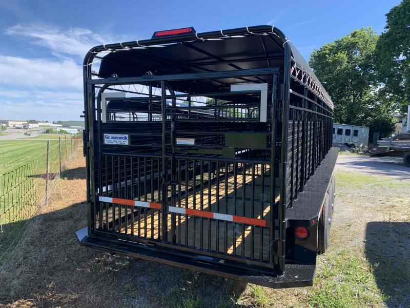 2021 Gooseneck 212868 steel gn livestock Livestock Trailer