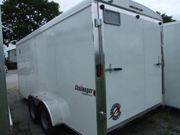 Homesteader Cargo Trailers