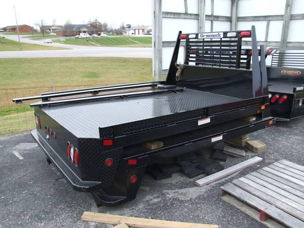 Gooseneck Econo Truck Beds