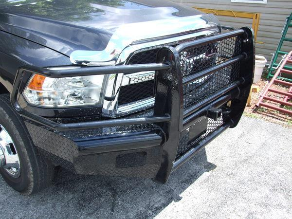 2021 Ranch Hand Grill Guards