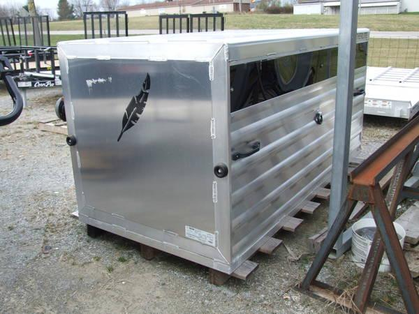 2020 Featherlite 6' Stock Box