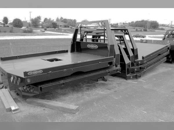 2021 Iron Star Avail Truck Beds