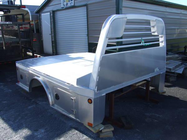 CM SK Series Aluminum Truck Beds