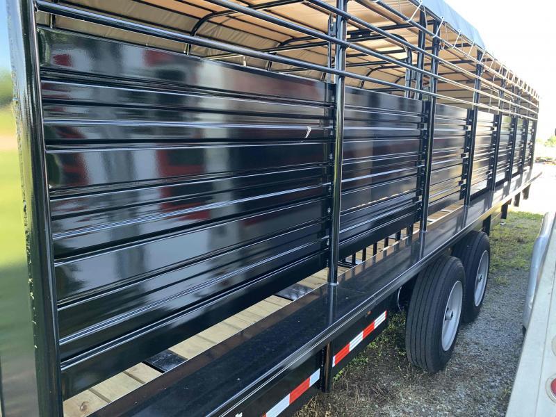 2021 Stoll Trailers Inc. STOT Livestock Trailer
