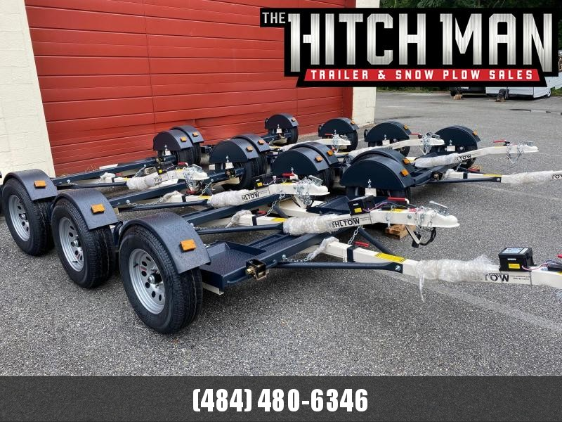 """80"""" Stehl Tow 3.5k Tow Dolly w/Electric Brakes"""