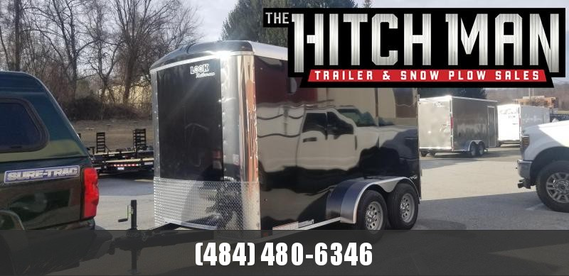 6 x 12 Look Vision Enclosed Cargo Trailer 7k