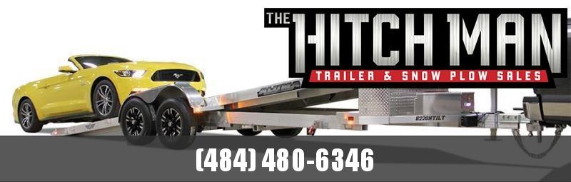 "6'10"" x 18' Aluma 8218 Tilt Anniversary Executive Series  7k"